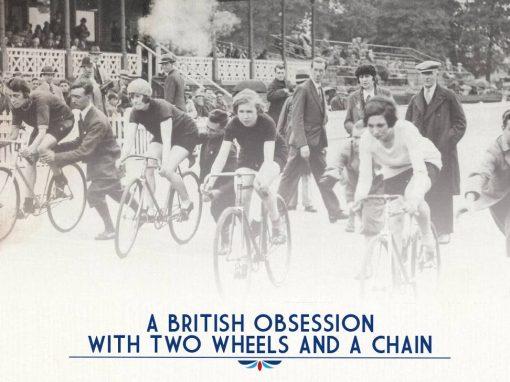 Herne Hill Velodrome brochure