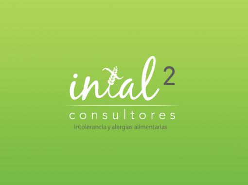 Intal2 identity and  print work