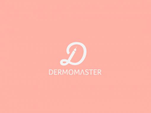 Dermomaster pen logo
