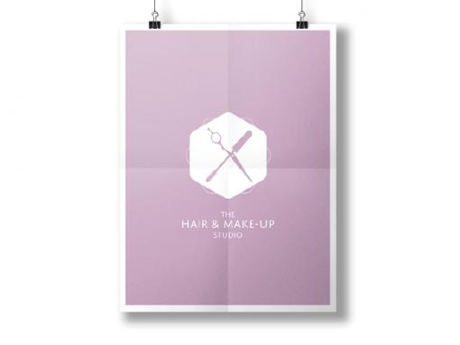 The hair & makeup studio